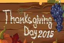 Thanksgiving Quotes 2015 / Here you can fin Quotes, SMS and Wishes ideas for Thanksgiving 2015 festival.