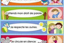 maternelle _ vie classe