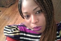 Senegalese hair crotchet