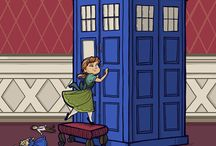 … || doctor who / Don't blink , don't forget , count your shadows .
