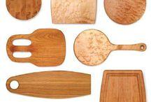 Кухоннаяутварь из дерева