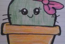 Desenhos Feitos por Mim