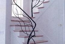 Säilytystila portaat
