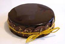 Mes Gourmandises en dessert / Retrouvez en image, quelques une de mes recettes de desserts plus élaborés