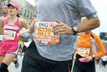 Marathon Training / Information for advanced and beginners regarding how to train for marathons