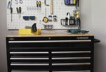 Organise: Garage Projects / by Jenny Sutherland