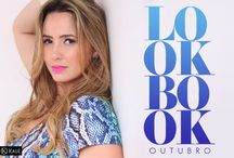 Moda Plus size _Look Book Outubro 2014 / Look Book Outubro