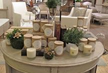 dream candle display
