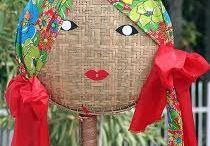 decoração  festas juninas
