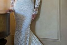 mi vestido de matrimonio