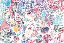 Doodles / by Haley Fresco