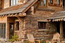 ξυλινα σπίτια