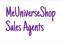 Sales Agents / Person who is authorized to act as an agent for the sale of land-MeUniverseShop
