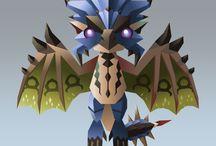 Monster Hunter Chibi