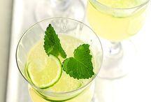 Bebidas, Drinks e Sucos