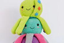 Crochet tejido
