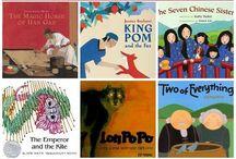 Chinese inspired books