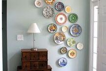 Interiors - wall plates