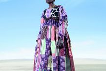 Conflict & Costume - Namibian Fashion / by Monica Murgia