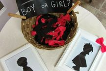Gender Reveal / by Kimberly Walters
