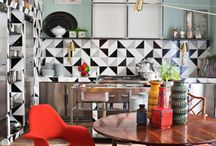 Spain Interior Design Inspiration / World Best Interior Designers For more inspiration see also: http://www.brabbu.com/en/