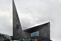 Architecture - Scandinavian Design / Reiulf Ramstad and more
