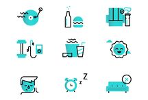 Icons / All icons / by Hector Mora Gonzalez