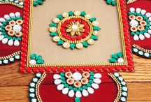Diwali / Ideas for fashion and jewellery to celebrate the festival of light.