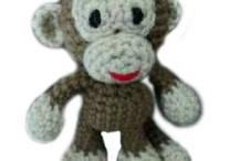 Crochet Monkey Patterns Free