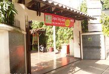 Enjoying lunch at Dapur Neng Geulis / Dapur Neng Geulis's Ratings & Reviews Restaurant located at Jl. Prof. Dr. Satrio Kav. C4 No. 9 Kuningan.