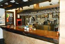 barra del bar