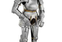 Historical armors