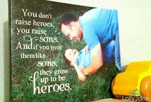 Father's Day / All about Dad...things to make, activities, and quotes that represent Dad and all that a Father is.