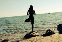 Yoga..because it is beautiful to look at and amazing to do
