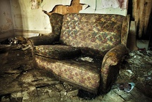 Decay UK (Abandoned and derelict) / My study of the abandoned and derelict buildings in the UK.