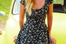 Flower Dress Inspiration