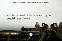 writing inspiration and quotes