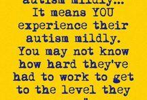 •autism•