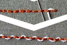 стили вышивки