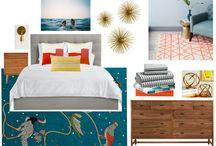 Master Bedroom / by Jennifer Morse