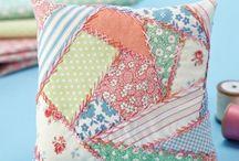 crazy patchwork , quilt