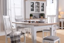 Furniture Origins / Furniture Origins are manufacturers of quality solid wood dining furniture in beautiful Oak and Ash. They manufacture an extensive and comprehensive range, with each range and each piece carefully crafted with only timber sourced from managed forests. Each range is amazing value giving you a touch of luxury at affordable prices. Visit Rodgers of York to view this impressive range of dining furniture.