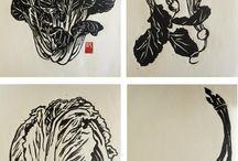 Lino Prints For Art
