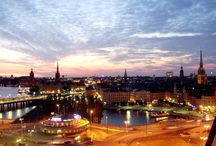 Sweden / All photos, graphics, and links related to the country of Sweden. / by Dauntless Jaunter Travel Site