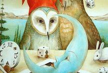 Agnès Boulloche peintures