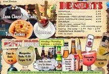 Menu / Our Menu - Ajuuas Mexican Restaurant & Mariscos