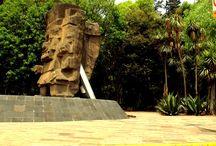 MÉXICO: Museu de  Antropologia / As muitas culturas que marcaram o passado de um México que se tornou irreconhecível a seu legado sob a globalização.