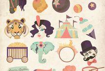Circus Circus!  / by EMily Hamilton