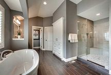 Master Bath / by Kerrie Peterson