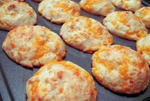 Bread & biscuit recipes